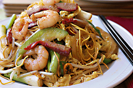 星洲炒麵 Singapore Style Noodle