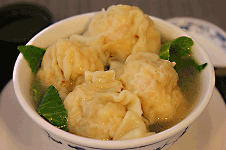 元吞湯 Won Ton Soup